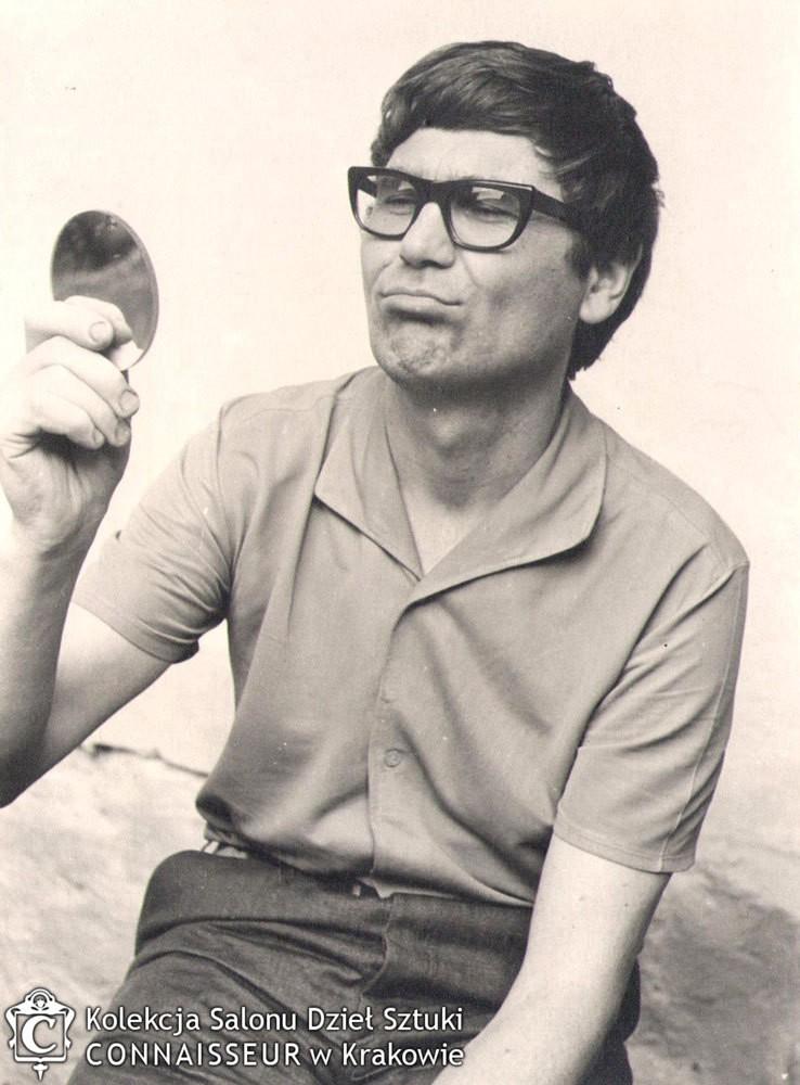Zdzisław Beksiński (1929-2005): GRAFIKI