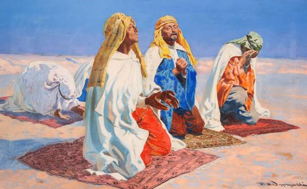"""""""Modlitwa na pustyni"""""""