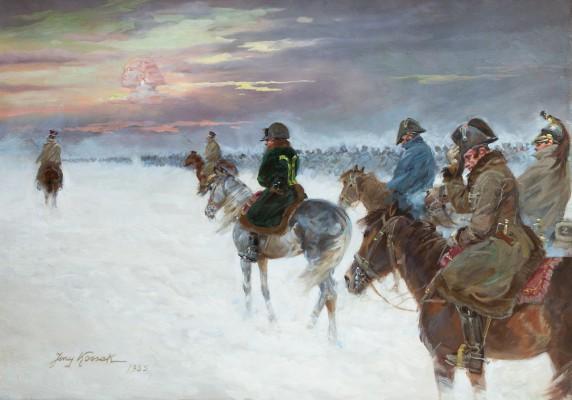 """Wizja Napoleona"""
