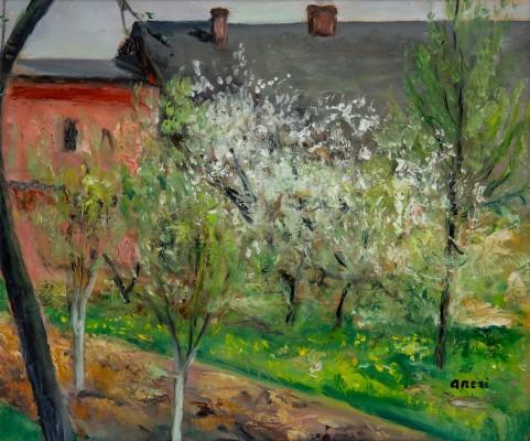 """""""Kwitnące jabłonie"""""""