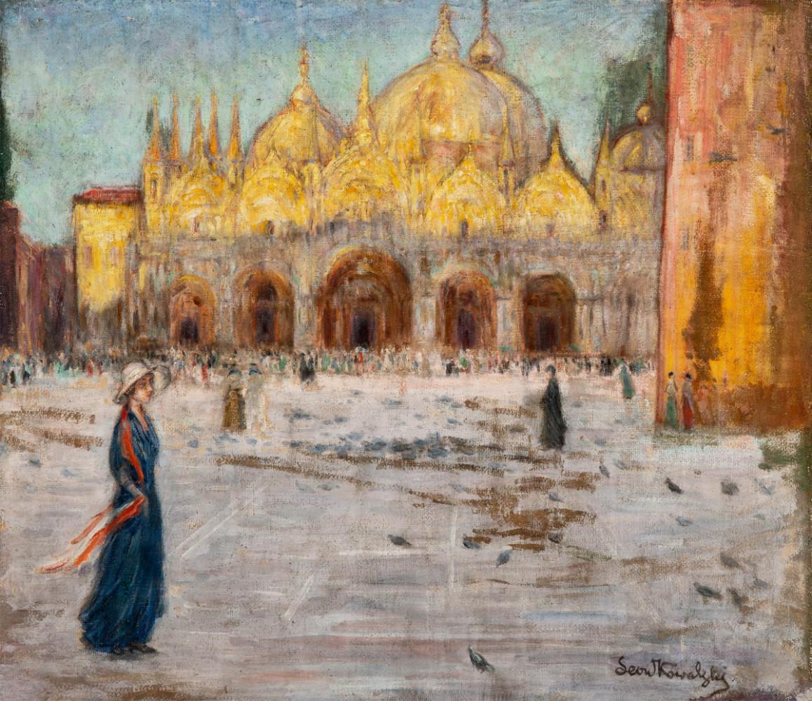 """""""Wenecja – Piazza di San Marco"""""""