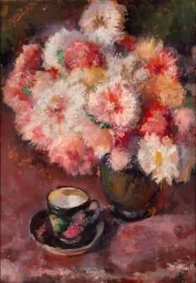 """""""Kwiaty na stole"""""""