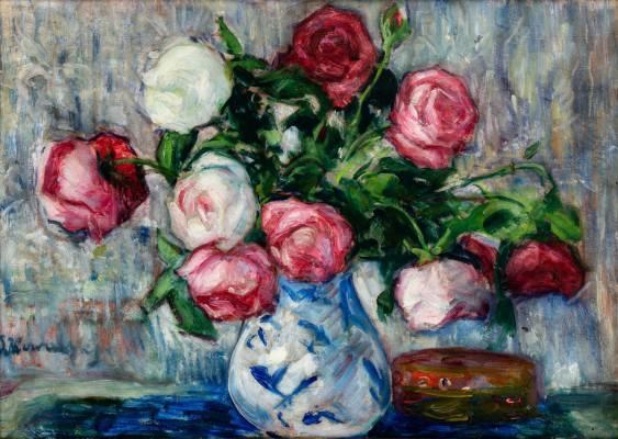 """""""Róże w wazonie"""""""