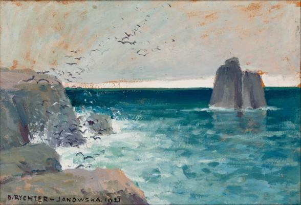 """""""Capri. Mewy nad wodą"""""""