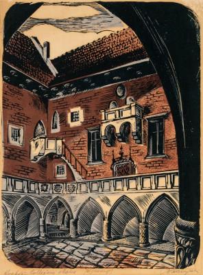 """""""Kraków. Collegium Maius"""""""