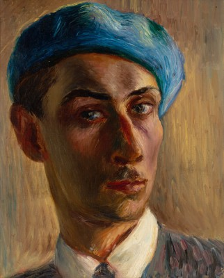 """""""Autoportret w berecie"""""""