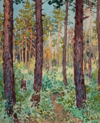 """""""Wnętrze lasu"""""""
