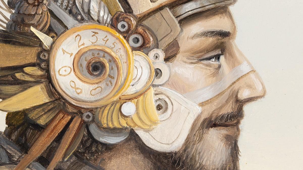 """""""Szlakiem Cervantesa (Autoportret)"""""""