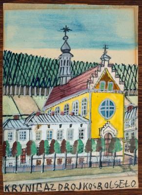 """""""Żółty kościół"""""""