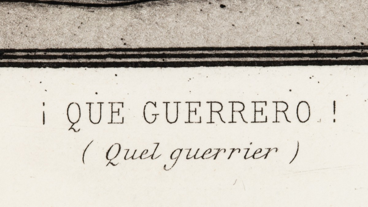 """""""Que Guerrero"""""""