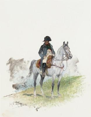 """""""Napoleon na koniu"""""""