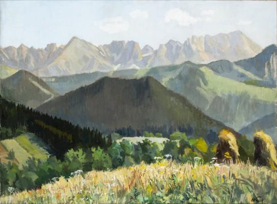"""""""Panorama tatrzańska"""""""