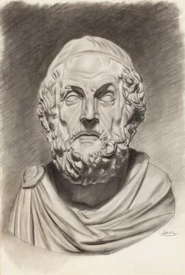 """""""Homer – studium rzeźby greckiej"""""""