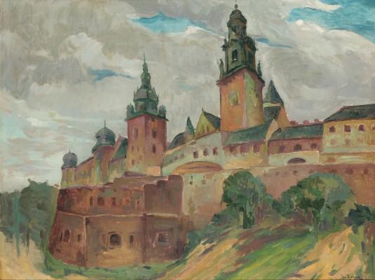 """""""Widok na Wawel"""""""