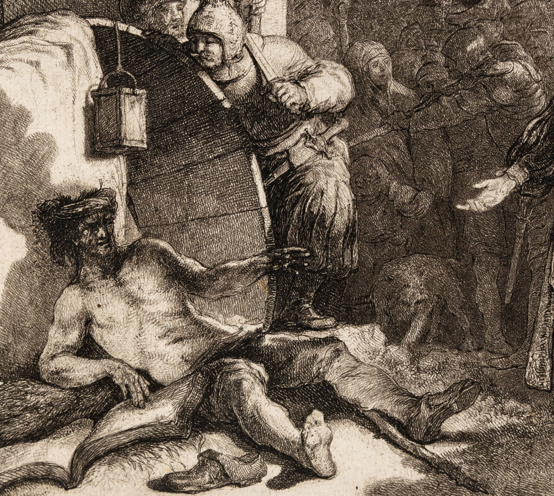 """""""Aleksander Wielki u Diogenesa"""""""