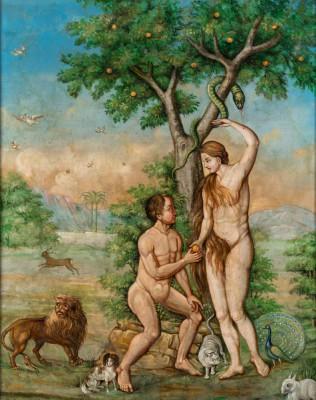 """""""Adam i Ewa"""" / """"Święty Florian"""""""