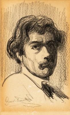 """""""Portret Delacroix"""""""