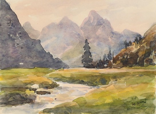 Tatrzański potok