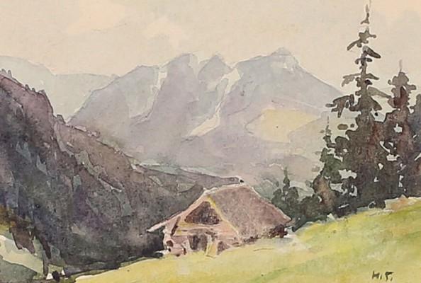 Wiosna w Tatrach - Dolina Kościeliska