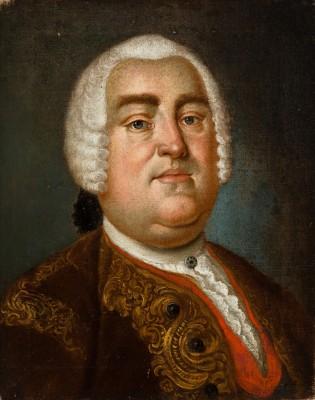 """Portret króla Augusta III Sasa"""