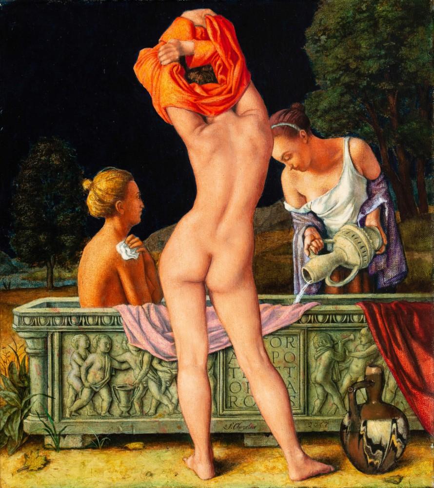 """""""Trzy kobiety i sarkofag"""""""