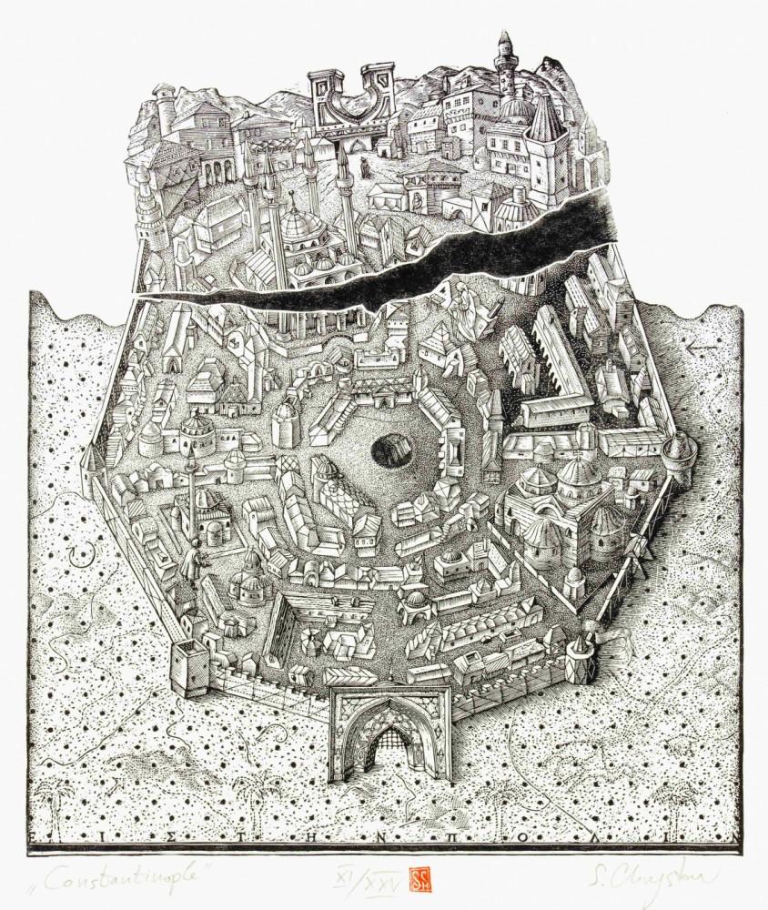 """""""Constantinople"""""""