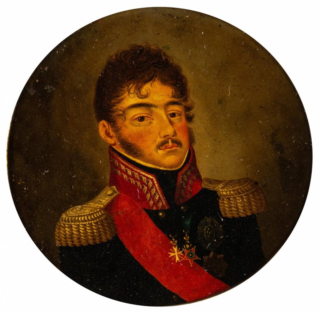 """Miniatura """"Józef Poniatowski"""""""