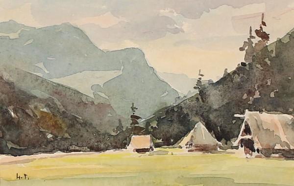 Dolina Kościeliska latem