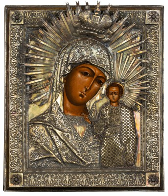 """Ikona """"Matka Boża Kazańska"""""""