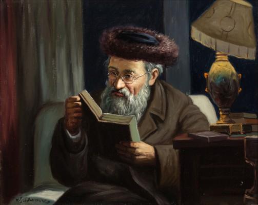 """""""Talmudysta"""""""