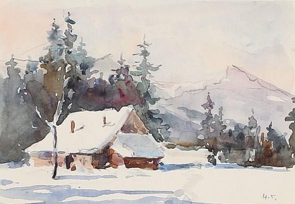 Kościelisko zimą