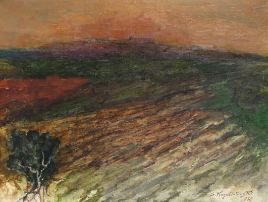 Zachód słońca II