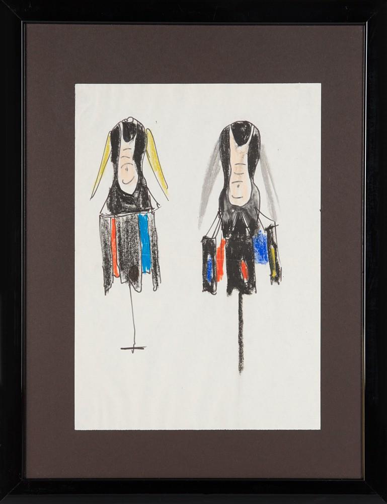 Dwa kostiumy z Nosorożca