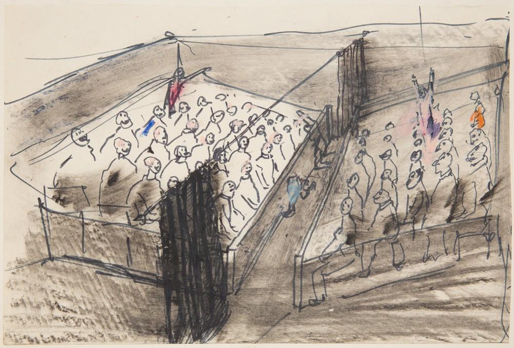 Zbiór szkiców teatr pomysły