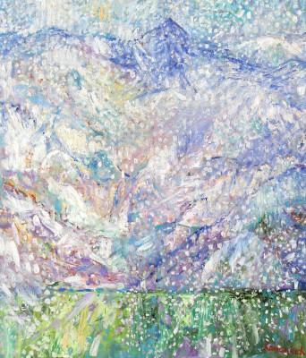 Morskie Oko - zadymka