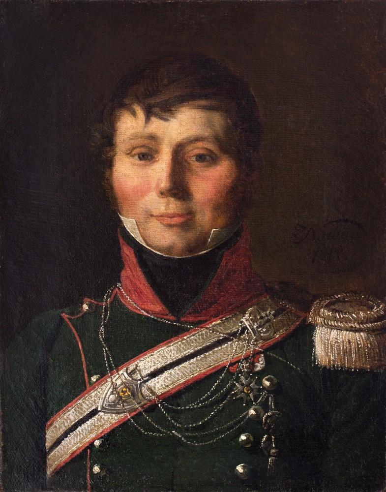 """""""Portret kapitana 1. Pułku Szaserów"""""""