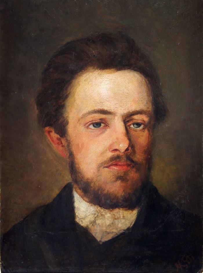 Portret Waleriana Krycińskiego