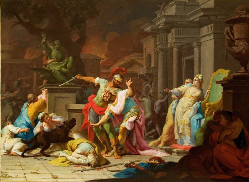 Śmierć Priama