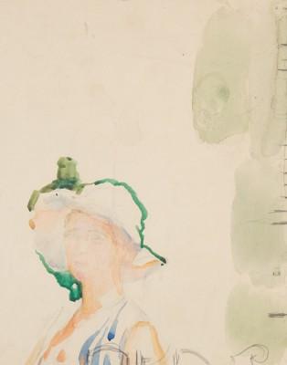 """""""Portret żony w kapeluszu"""""""
