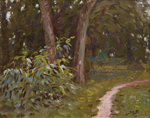 """""""Ścieżka przez las"""""""