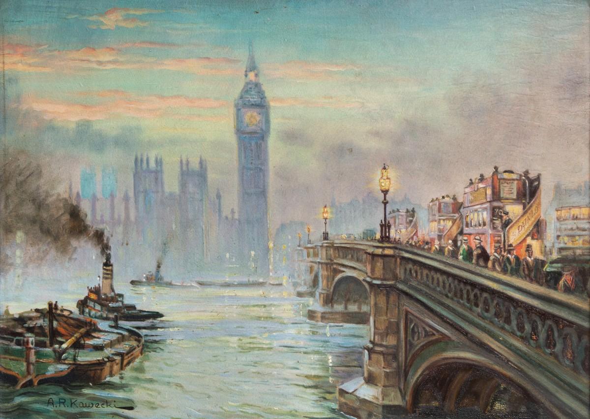 """""""Londyński nokturn"""""""