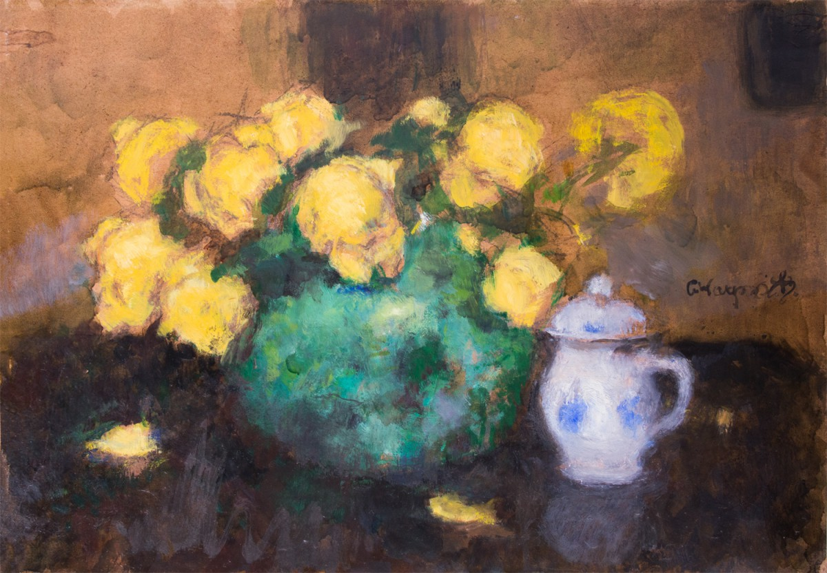 """""""Róże żółte"""""""